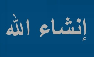 insya-allah